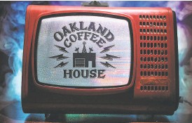 """?? Oakland Coffee House ?? Dirnt describes the band's new website as """"part punk club, part internet television show, part community forum."""""""