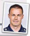 ??  ?? 32 und schon Cheftrainer: Werner Grabherr rr coacht Altach.