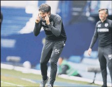 ??  ?? BUSY SUMMER Pompey boss Danny Cowley willneed to fresh up the Pompey squad