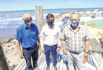 ?? Gobierno Pcia. Buenos Aires ?? El gobernador de Buenos Aires, Axel Kicillof, mantuvo una reunión con intendentes de la Costa Atlántica.