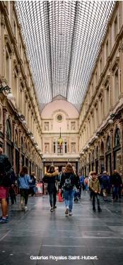 ??  ?? Galeries Royales Saint-Hubert.