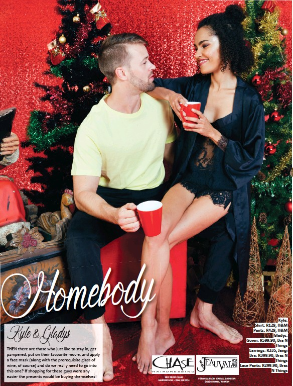 fad4abc5114ca PressReader - People (South Africa)  2018-12-07 - Homebo dy Kyle  Gladys