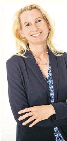 ?? Foto: HO ?? Tafel-Chefin Alexandra Gruber will breitere Brücken bauen.