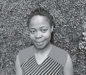 ??  ?? Trifonia Melibea Obono