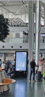??  ?? Auch Schweizerinnen und Schweizer dürfen ab November wieder in die USA einreisen.