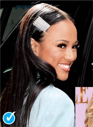 Exposed Bobby Pin Hairstyles
