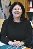 ??  ?? La dottoressa Caterina Pistarini