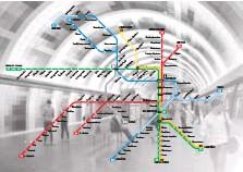 ?? FOTO: REGION STOCKHOLM ?? De kommande tio åren kommer Stockholms tunnelbanenät bli kraftigt utbyggt. beskriver vad som ska göras, var tunnelbanan ska byggas och vilken mark som behöver tas i anspråk – både ovan och under jord. har tagits fram under flera år av förvaltning för utbyggd tunnelbana. Den fastställdes av Trafikverket sommaren 2020 och nu har regeringen alltså avslagit alla överklaganden.