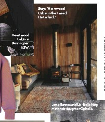 """??  ?? Stay: """"Heartwood Cabin in the Tweed Hinterland."""""""