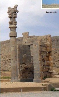??  ?? Persépolis