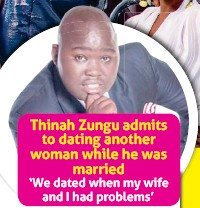 Married and dating another woman