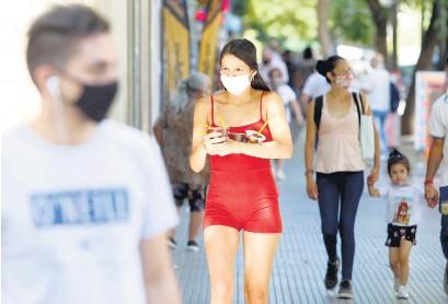 ?? Leandro Teysseire ?? El gobierno nacional extenderá el distanciamiento social preventivo.
