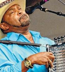?? FACEBOOK. COM PHOTO ?? Jeffery Broussard will play Nightfall Friday with The Creole Cowboys.