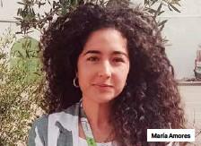 ??  ?? María Amores