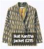??  ?? Ikat Kantha jacket £215