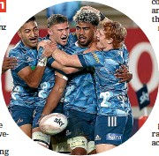 ??  ?? The Blues are within one match of winning their first title in 18 years.