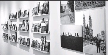 """?? Katie Falkenberg Los Angeles Times ?? IMAGES taken by Susumu """"Sus"""" Ito are the focus of """"Before TheyWere Heroes"""" at the Little Tokyomuseum."""