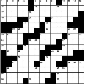 Pressreader Imperial Valley Press 2018 08 19 Today S Crossword