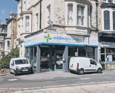 ??  ?? Midway Pharmacy has been bought by Aston Chemists Ltd.
