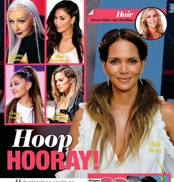 Pressreader Woman S Day Nz 2017 12 07 Hoop Hooray