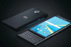 ??  ?? While chief executive John Chen is predicting BlackBerry's handsets will be profitable later this year, the company sold just 600,000 devices in its most recently reported quarter, despite the launch of its touted Priv.