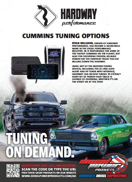 PressReader - Diesel Power: 2018-04-01 - CUMMINS TUNING OPTIONS