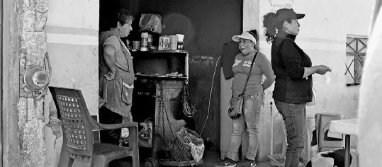 ?? SOL DEL BAJÍO ?? Todos los habitantes de Santa Rosa de Lima ya realizan su vida normal luego del operativo de seguridad/EL