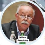 ??  ?? Milan Prostran