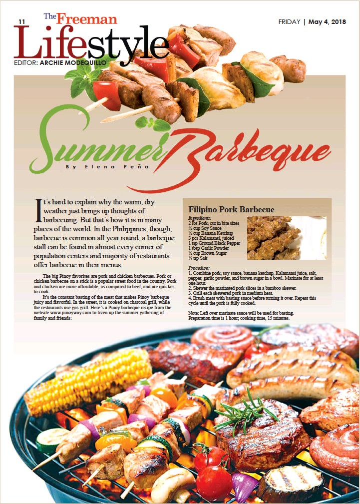 pressreader the freeman 2018 05 04 summer barbeque