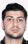 ?? TORONTO POLICE SERVICE ?? Rabih Alkhalil is charged in a Vancouver hit and in a shooting at a cafe patio in Toronto's Little Italy.