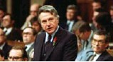 ?? FRED CHARTRAND/THE CANADIAN PRESS FILE PHOTO ?? It would be a mistake to see Allan MacEachen's legacy as a borrowed one, Susan Delacourt writes.