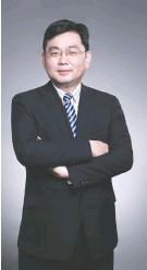 ??  ?? 联储证券总裁助理兼网络金融事业部总经理黄映建