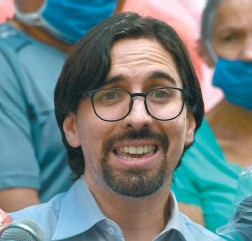 ?? / AFP ?? El diputado Freddy Guevara fue detenido el pasado lunes.