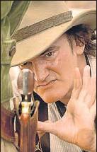 ??  ?? Quentin Tarantino