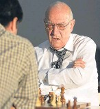 ?? Picture: AP. ?? Victor Korchnoi.