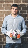 ??  ?? OUT INJURED: Mat Ryan will miss the Socceroos match.