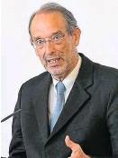 ??  ?? Minister Heinz Faßmann