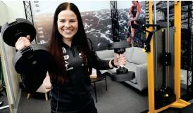?? FOTO: MARKKU ULANDER/LEHTIKUVA ?? ■ Krista Pärmäkoski hoppas kunna åka på träningsläger till Mellaneuropa i augusti.
