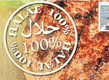 ?? FOTO: RAINER SURREY (ARCHIV) ?? Halal-Lebensmittel entsprechen islamischen Religionsvorschriften – der Markt dafür wächst.