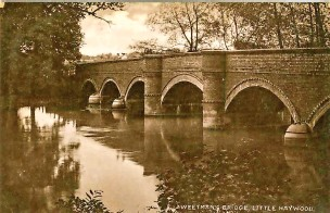 ??  ?? Weetman Bridge