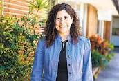 ?? COURTESY PHOTO ?? Former Escondido City Councilwoman Olga Diaz will begin her new job in June.