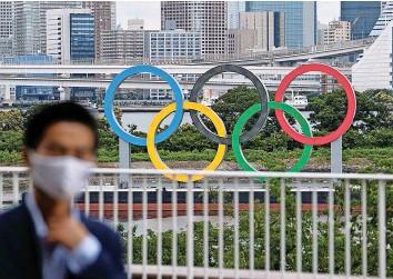 ?? FREUTERS ?? Die Olympischen Spiele in Tokio werden vor leeren Rängen stattfinden.