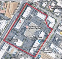?? GOOGLE MAPS ?? The Vasona Technology Park is a six-building tech and medical office complex totaling 267,500 square feet in Campbell. Kennedy Wilson purchased the business park.