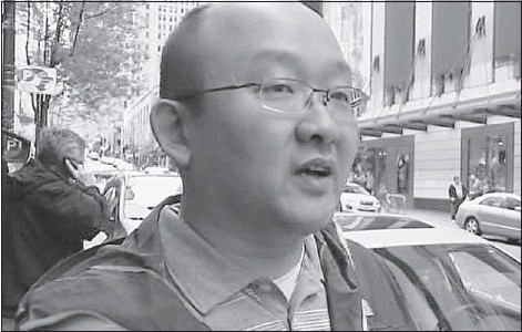 ?? — KOMONEWS ?? Vancouver pastor Samuel Lee had the tires on his car slashed and the windows smashed Tuesday during a family trip to Seattle. He was also called a 'hoser' and told to go back to Canada.