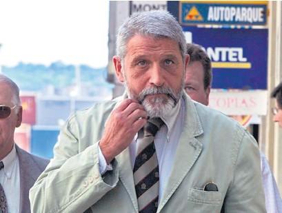 ?? AFP ?? El coronel retirado uruguayo Eduardo Augusto Ferro estaba prófugo desde 2017.