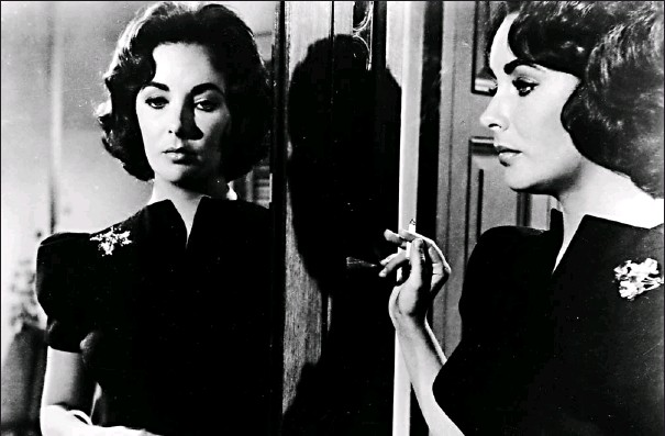 ?? Columbia Pictures ?? Summer of discontent: Taylor plays a womanwho saw her cousin being killed and is haunted by the memory in this adaptation of a Tennessee Williams play.