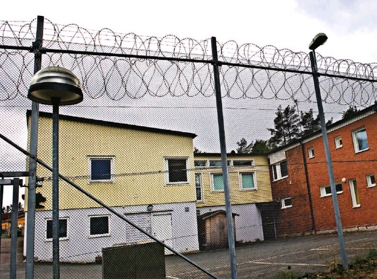 ??  ?? FAGARED. Här vårdades mannen efter att han dömts för mordet på en man i Sävsjö 2007.