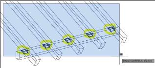 ??  ?? Bild 6: Differenz der beibehaltenen Überlagerungsobjekte nach Ausführen des Befehls ÜBERLAGERN.