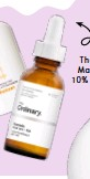 ??  ?? The Ordinary Mandelic Acid 10% + HA, £5.75