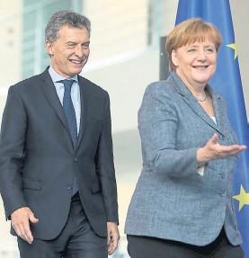 Resultado de imagen para Alemania habilitó una línea de crédito para invertir en el país